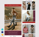 Delilah Fashion Email Design Template