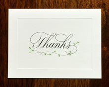 Load image into Gallery viewer, Gratitude Note Card Collection - Pack of 6 with envelopes