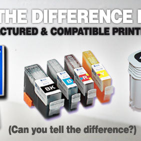 Differences Between OEM, Remanufactured, Compatible, and Refilled Ink Cartridges