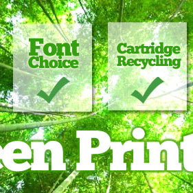Green Printing Tips: Cheap, Eco Friendly & Good for the Environment
