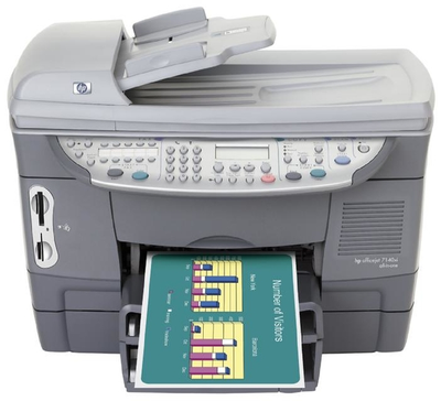 HP OfficeJet 7140xi