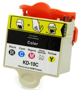 Kodak 1935766 10C Five-Color Compatible Ink Cartridge