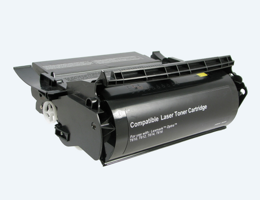 Lexmark 12A5740 Black Compatible U.S. Made MICR Toner