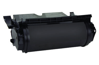 Lexmark 12A6835 Black Compatible U.S. Made MICR Toner