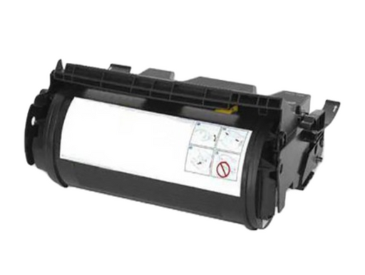 Lexmark 12A6865 Black Compatible U.S. Made MICR Toner