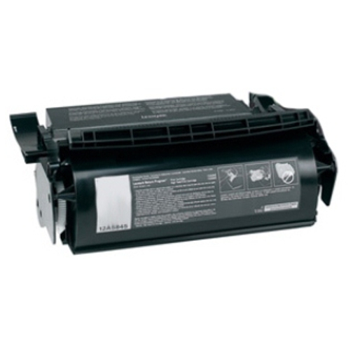 Lexmark 12A7462 Black Compatible U.S. Made Laser Toner