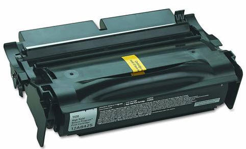 Lexmark 12A8425 Black Compatible U.S. Made Laser Toner
