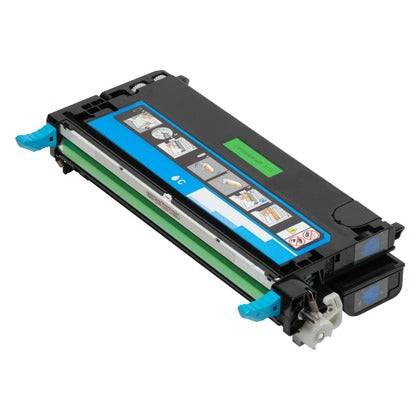 Dell 310-8094 (XG722) Cyan Compatible U.S. Made Laser Toner