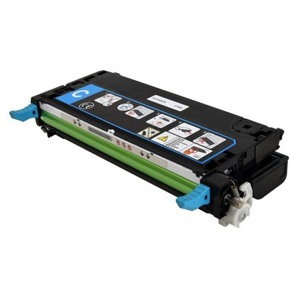 Dell 330-1194 (330-1199) (G479F) Cyan Compatible U.S. Made Laser Toner