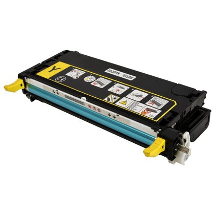 Dell 330-1196 (330-1204) (G481F) Yellow Compatible U.S. Made Laser Toner