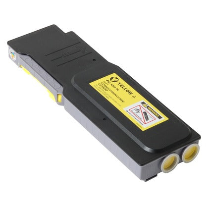 Dell 331-8430 (F8N91) (MD8G4) Yellow Compatible Laser Toner
