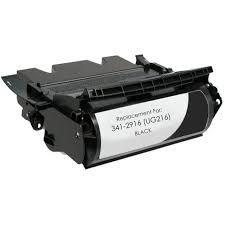 Dell 341-2916 (UG216) Black Compatible U.S. Made Laser Toner
