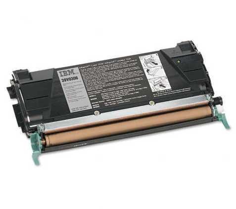 IBM 39V0306 Black Compatible U.S. Made Laser Toner