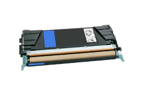 IBM 39V0307 Cyan Compatible U.S. Made Laser Toner