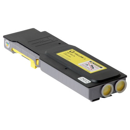 Dell 593-BBBR (2K1VC) Yellow Compatible Laser Toner