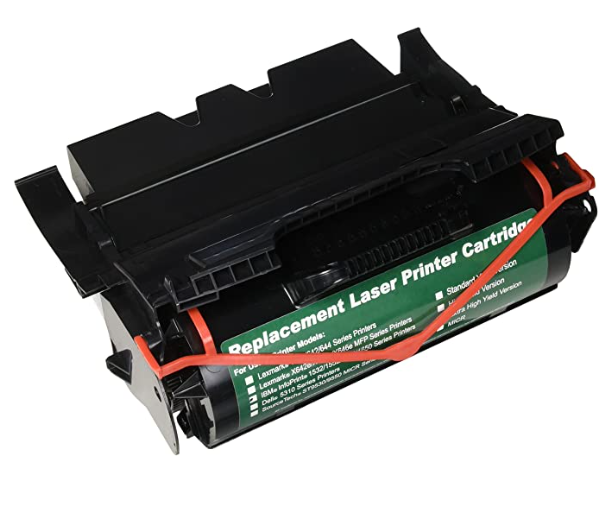 IBM 75P6963 Black Compatible U.S. Made Laser Toner