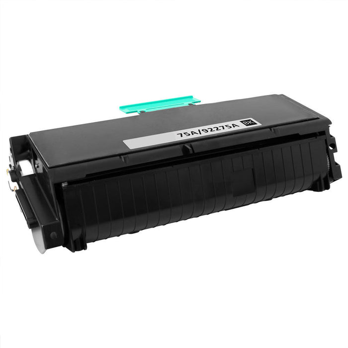 HP 92275A (HP 75A) Black Compatible U.S. Made MICR Toner