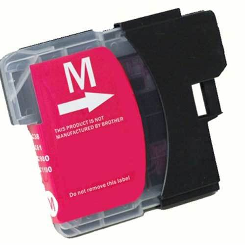 Brother LC103M Magenta U.S. Made Remanufactured Ink Cartridge
