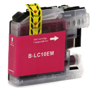 Brother LC10EM Magenta Compatible Ink Cartridge