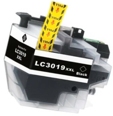 Brother LC3019XXLBK Black Remanufactured Ink Cartridge