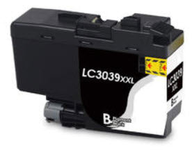 Brother LC3039XLBK Black Remanufactured Ink Cartridge