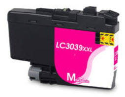 Brother LC3039XLM Magenta Remanufactured Ink Cartridge