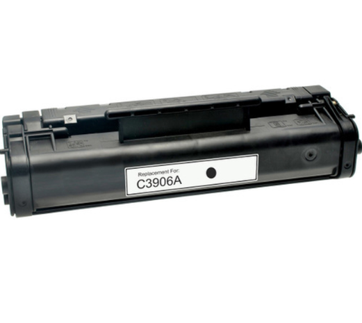 HP C3906A (HP 06A) Black Premium Compatible U.S. Made Laser Toner