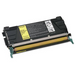 Lexmark C5222YS Yellow Compatible U.S. Made Laser Toner