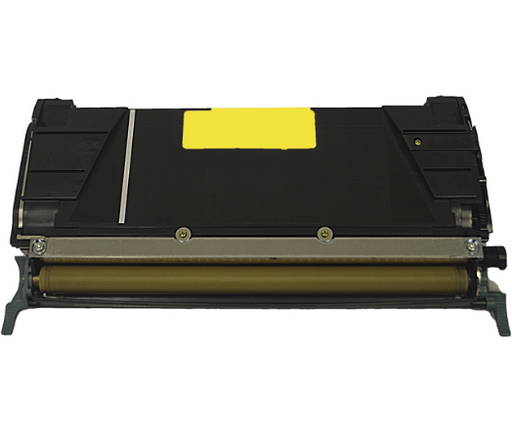 Lexmark C736H1YG Yellow Compatible U.S. Made Laser Toner