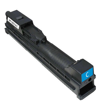 HP C8551A (HP 822A) Cyan Compatible U.S. Made Laser Toner