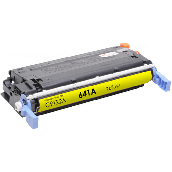 HP C9722A (HP 641A) Yellow Compatible Laser Toner