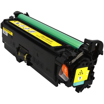HP CE252A (HP 504A) Yellow Compatible U.S. Made Laser Toner