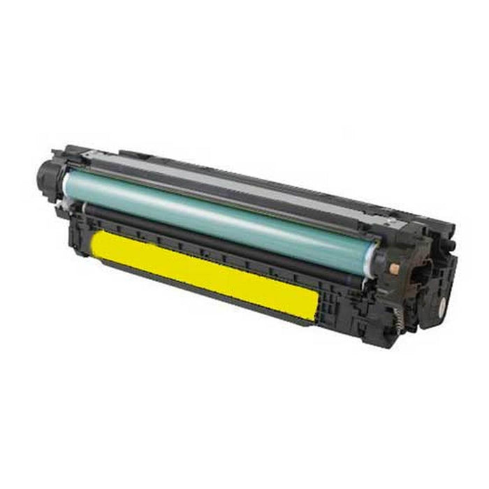 HP CE262A (HP 648A) Yellow Compatible U.S. Made Laser Toner