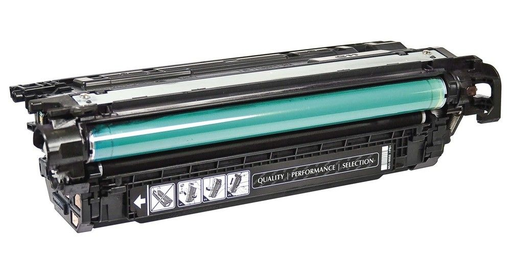 HP CE264X (HP 646X) Black Compatible U.S. Made Laser Toner