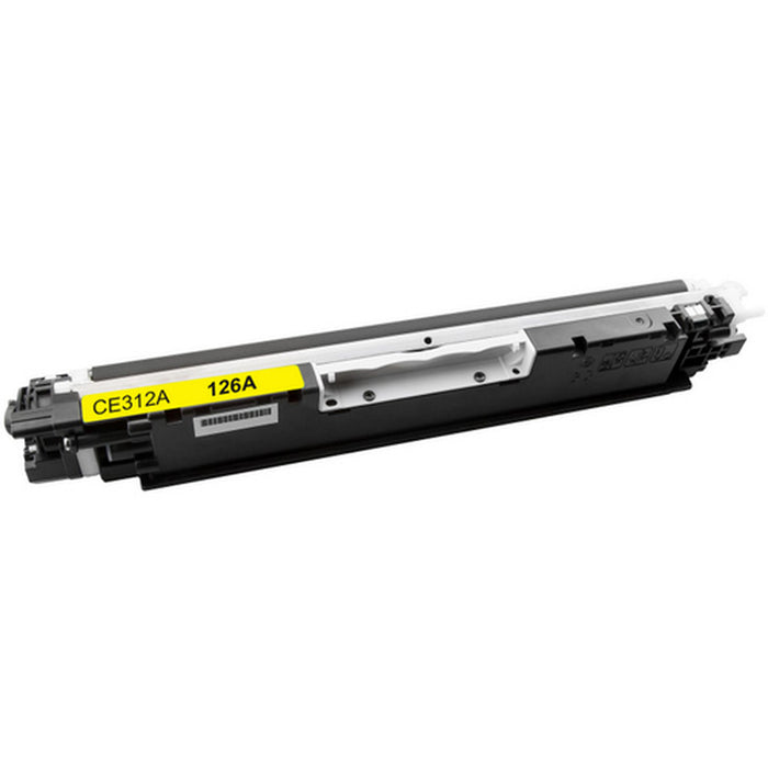 HP CE312A (HP 126A) Yellow Compatible Laser Toner