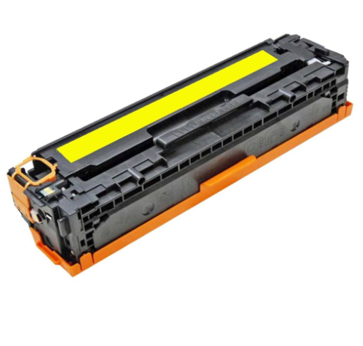 HP CE322A (HP 128A) Yellow Compatible Laser Toner