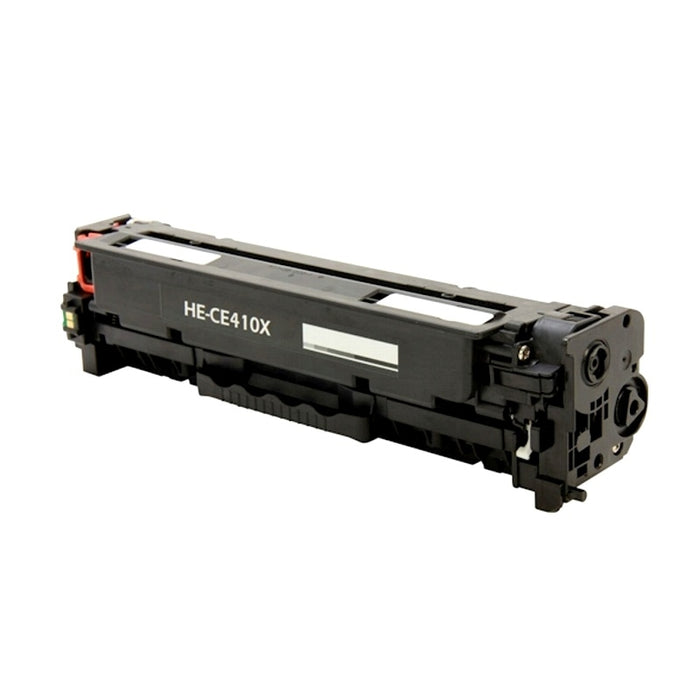 HP CE410X (HP 305X) Black Compatible U.S. Made Laser Toner