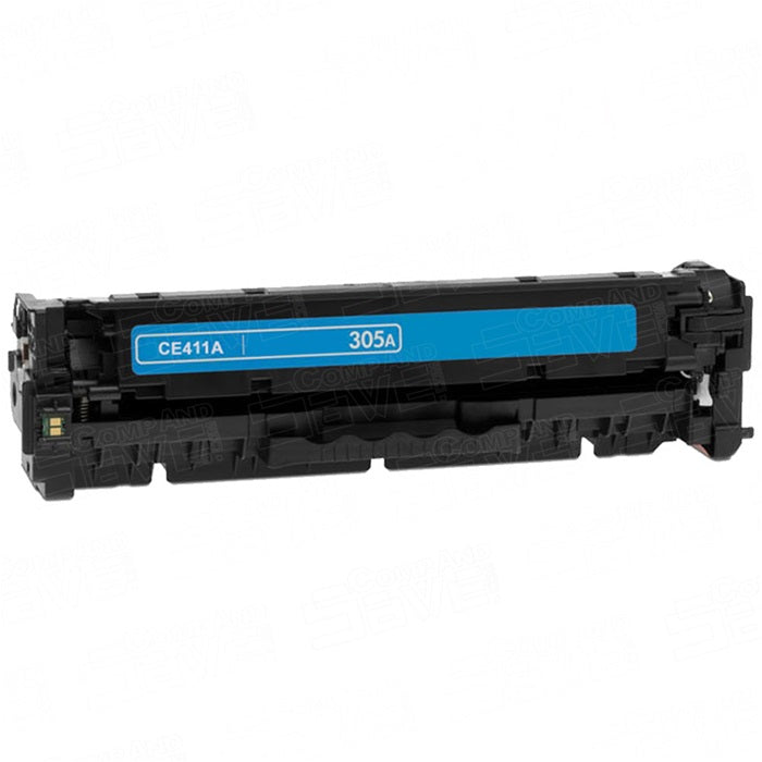 HP CE411A (HP 305A) Cyan Compatible Laser Toner