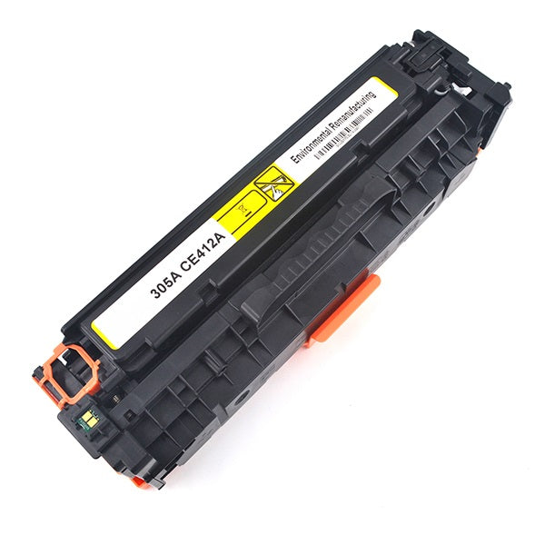 HP CE412A (HP 305A) Yellow Compatible Laser Toner