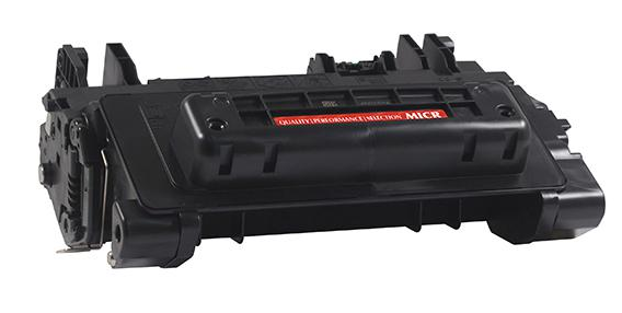 HP CF281A (HP 81A) Black Compatible U.S. Made MICR Toner