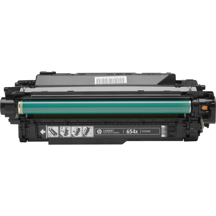 HP CF330X (HP 654X) Black Compatible U.S. Made Laser Toner