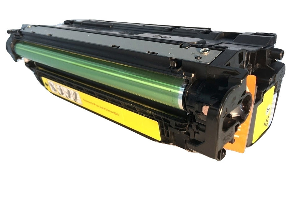 HP CF332A (HP 654A) Yellow Compatible Laser Toner
