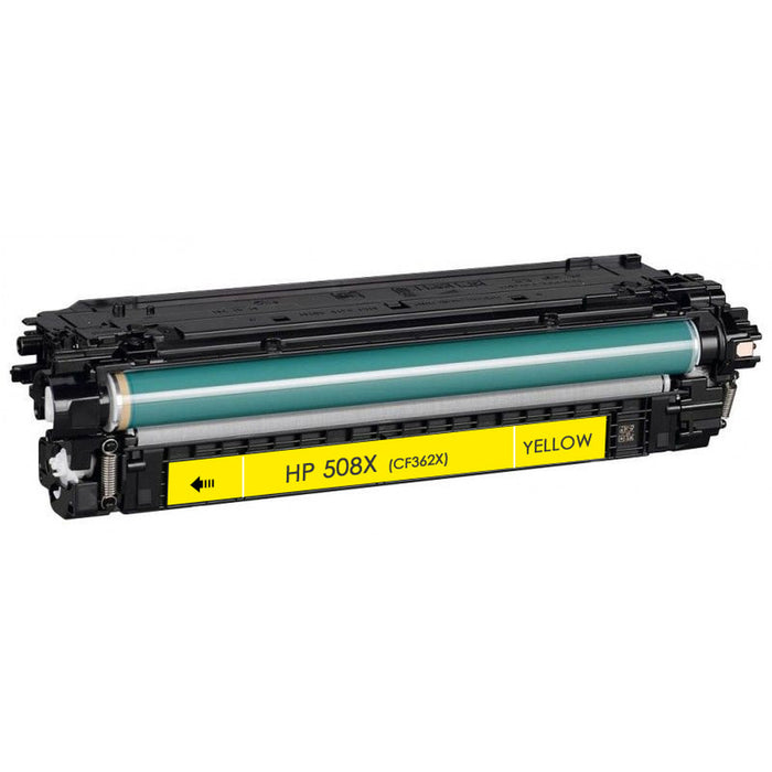 HP CF362X (HP 508X) Yellow Compatible Laser Toner