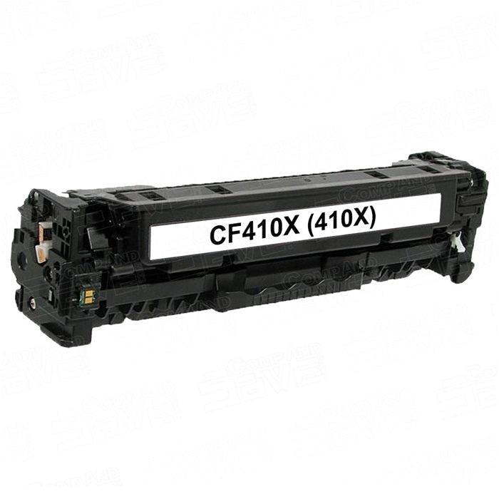 HP CF410X (HP 410X) Black Compatible U.S. Made Laser Toner