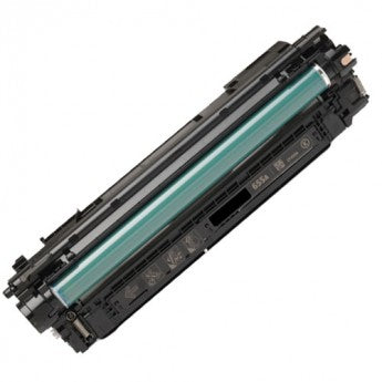 HP CF450A (HP 655A) Black Compatible U.S. Made Laser Toner