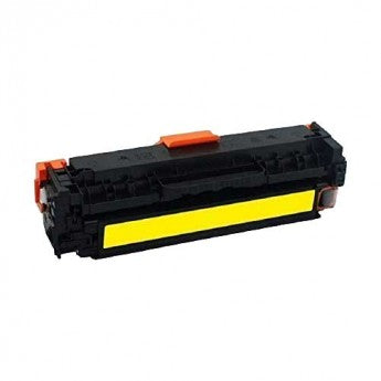 HP CF502A (HP 202A) Yellow Compatible U.S. Made Laser Toner