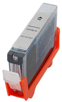 Canon CLI-221GY Gray Compatible Ink Cartridge