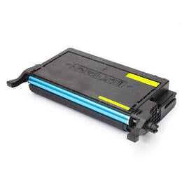 Samsung CLPY660B Yellow Compatible U.S. Made Laser Toner