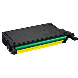Samsung CLTY508L Yellow Compatible U.S. Made Laser Toner