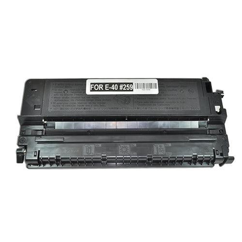 Canon 1491A002 (E-40) Black Compatible U.S Made Laser Toner
